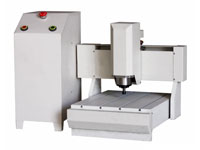 Small Metal Mold CNC Router